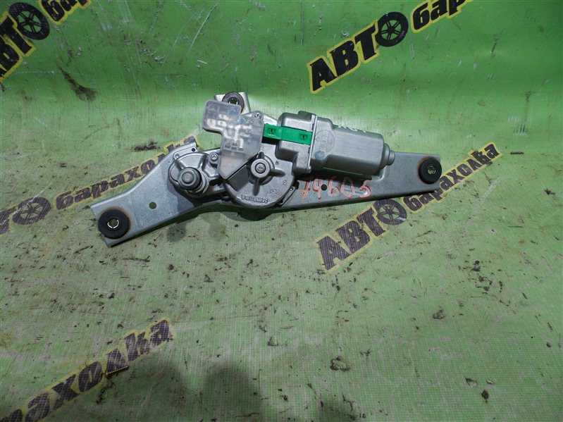 Моторчик заднего дворника Nissan Note E11 задний