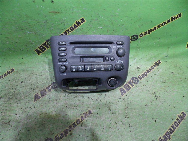 Магнитофон Toyota Platz NCP12 1NZ-FE 2001