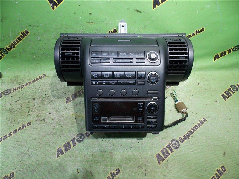 Климат-контроль Nissan Skyline V35 VQ25(DD) 2001