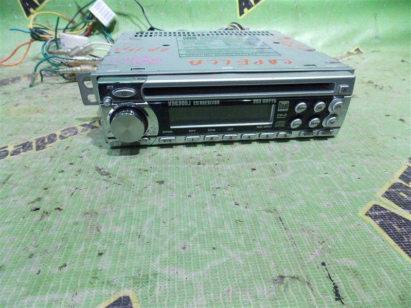 Магнитофон Mazda Capella GVFV RF 1989