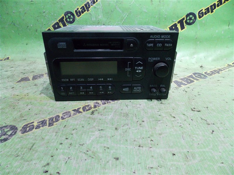Магнитофон Mitsubishi Delica PD8W 4M40 1999