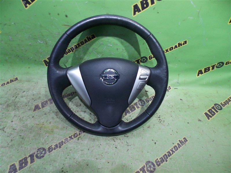 Руль с airbag Nissan Serena C26 MR20(DD) 2010
