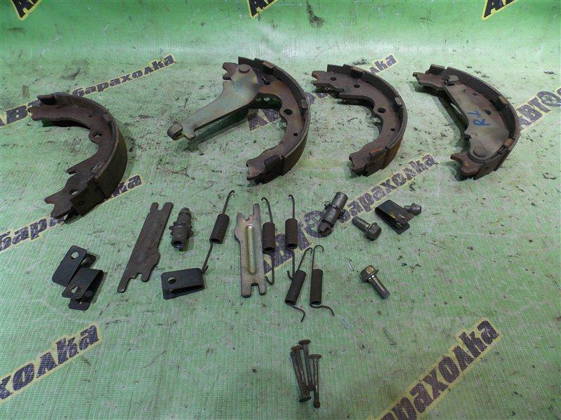 Тормозная система Mazda Bongo Friendee SGLR