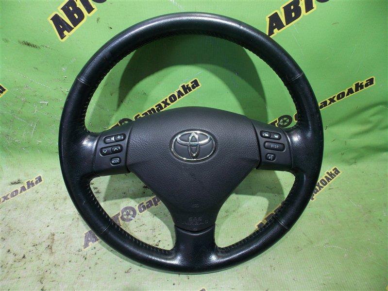 Руль с airbag Toyota Mark X GRX120 4GR-FSE 2006