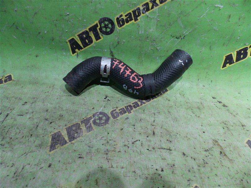 Патрубок радиатора Mazda Capella GVFV RF 1989