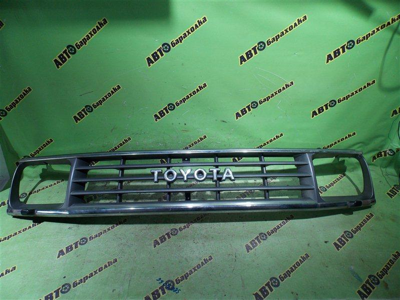 Решетка радиатора Toyota Land Cruiser Prado KZJ78 1KZ-TE 1995
