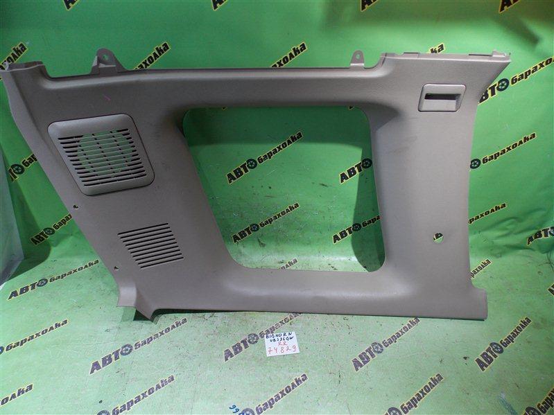 Обшивка багажника Isuzu Bighorn UBS26GW 6VE1 2001 задняя правая