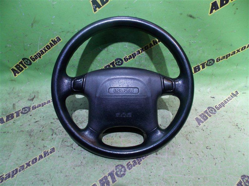 Руль с airbag Isuzu Bighorn UBS69