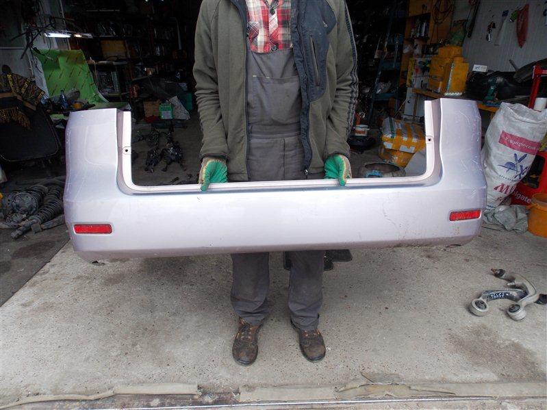 Бампер Toyota Corolla Spacio NZE121 задний