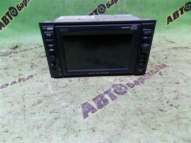 Климат-контроль Nissan Stagea WGC34 RB25DE 1999