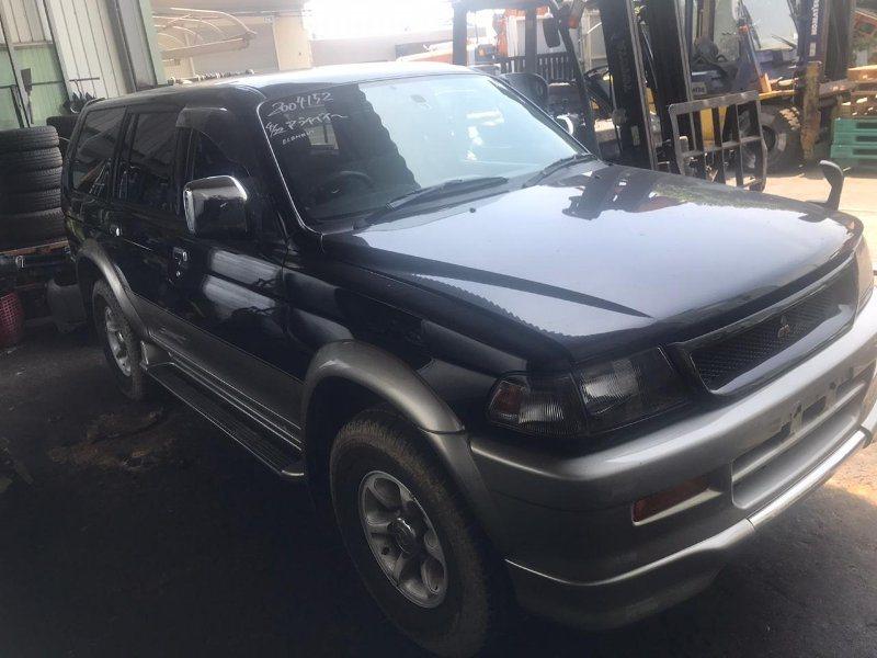 Акпп Mitsubishi Challenger K99 6G74 1998