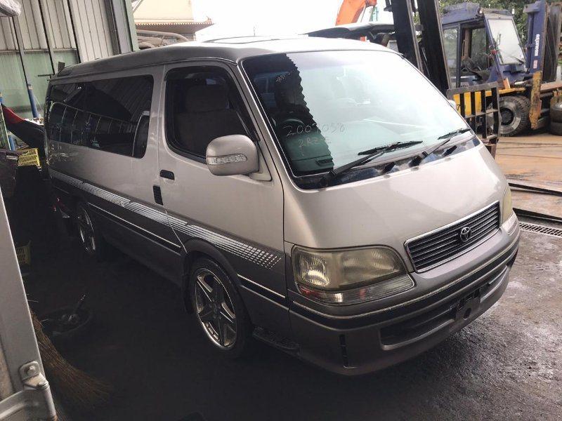 Акпп Toyota Hiace RZH101 2RZ-E 1999