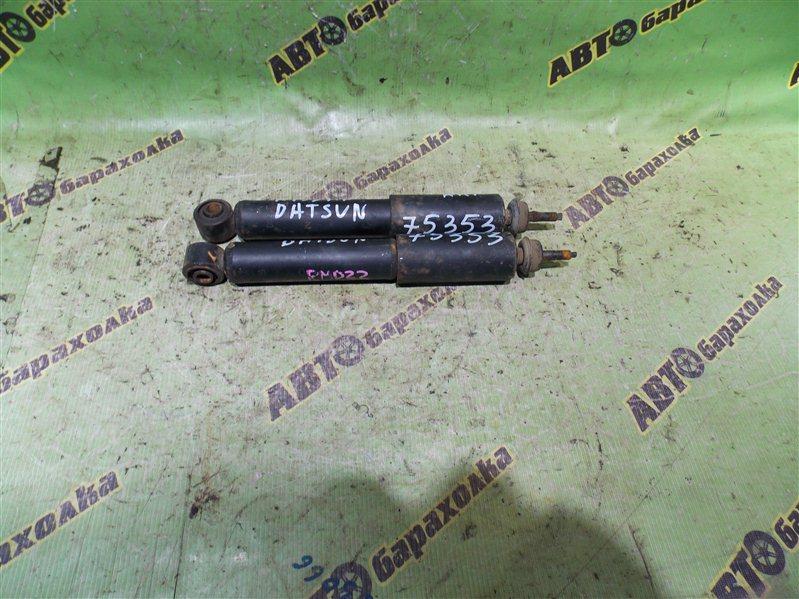 Амортизатор Nissan Datsun RMD22 QD32 2000 передний