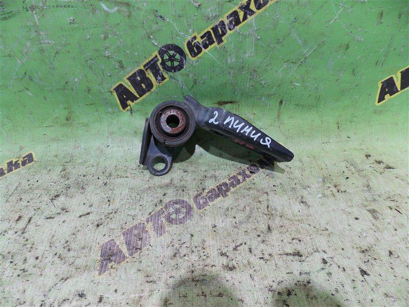 Подушка двигателя Toyota Vitz KSP90 1KR-FE 2006 задняя