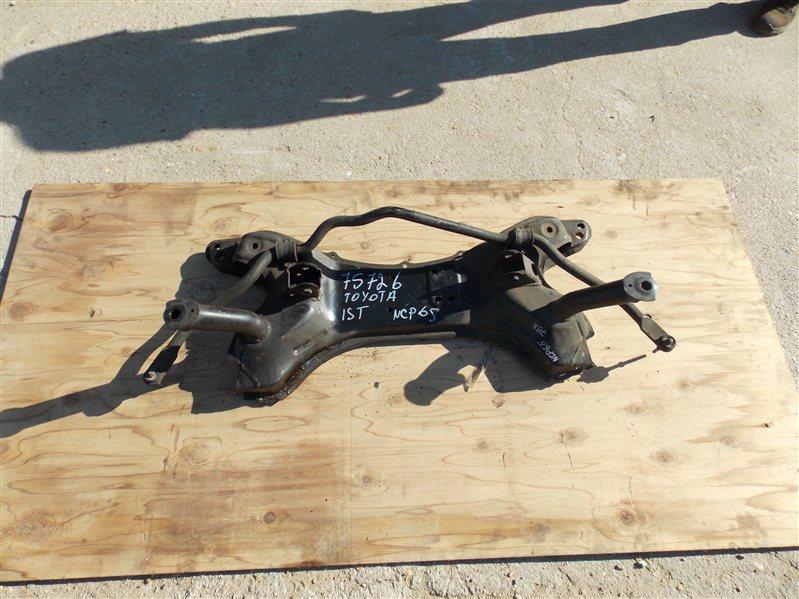 Балка под двс Toyota Ist NCP65 1NZ-FE 2004