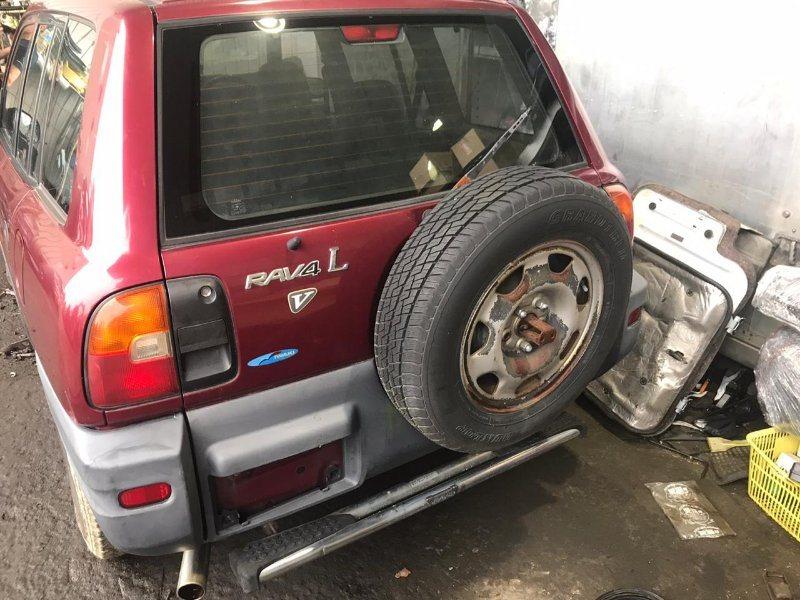 Подножка Toyota Rav4 SXA11 3S-FE 1995 задняя