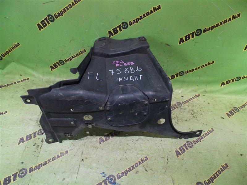 Защита двигателя Honda Insight ZE2 LDA 2009 передняя левая