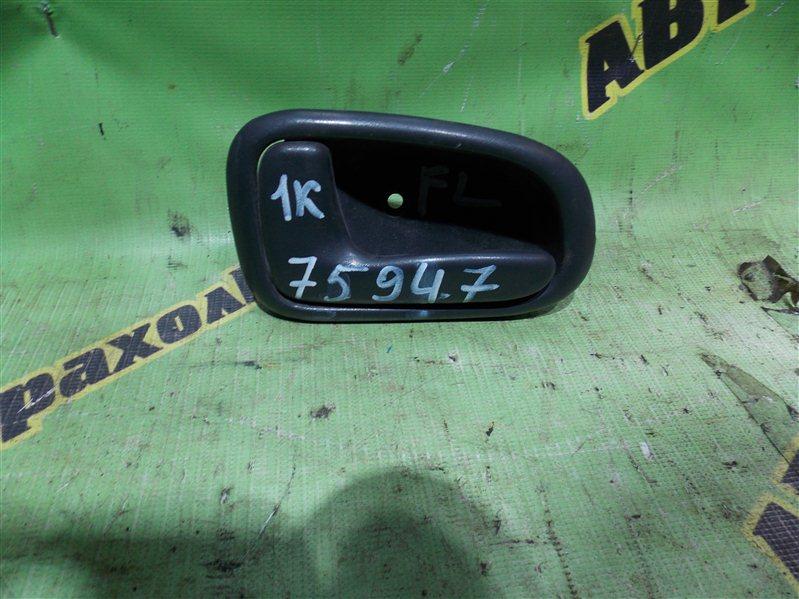 Ручка двери внутренняя Toyota Corolla EE102 4E-FE передняя левая