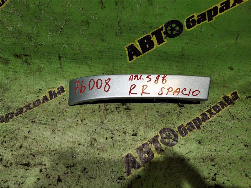 Планка под стоп Toyota Corolla Spacio AE111 4A-FE 1996 задняя правая