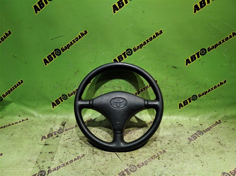 Руль с airbag Toyota Rav4 SXA11 3S-FE 1995