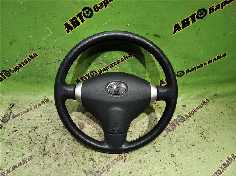 Руль с airbag Toyota Ist NCP65 1NZ-FE 2004