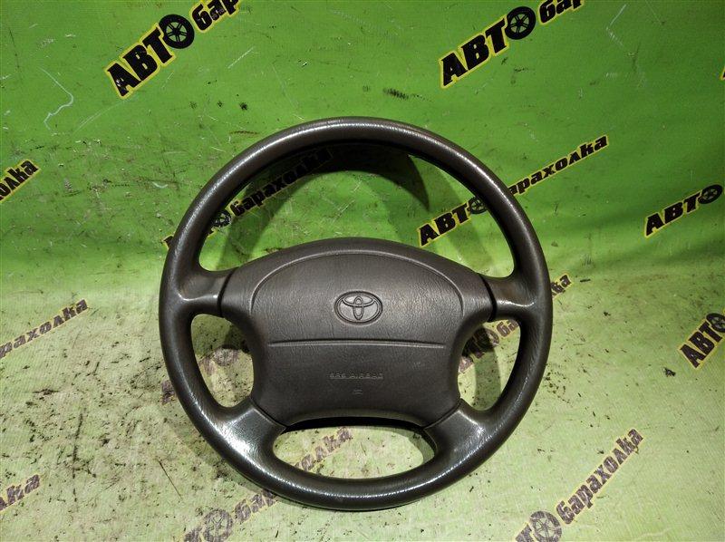 Руль с airbag Toyota Hiace RZH101 2RZ-E 1999