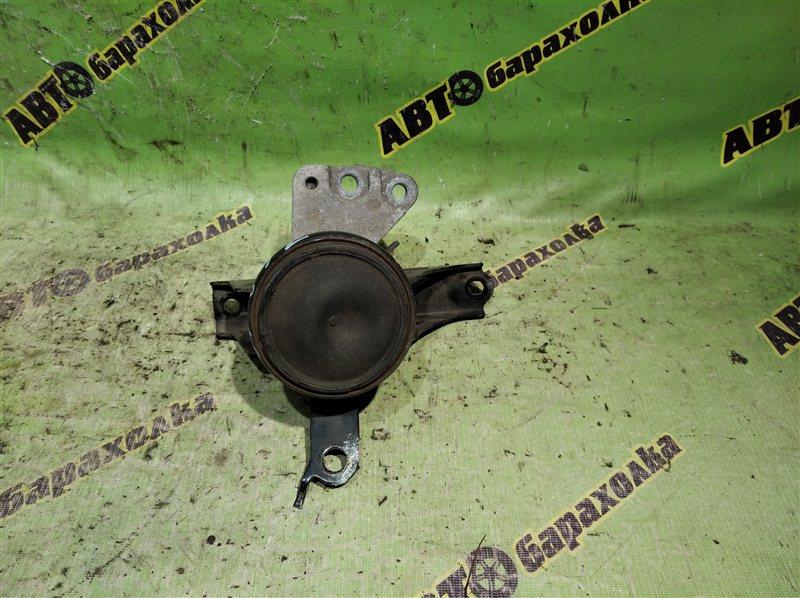 Подушка двигателя Toyota Vitz KSP90 1KR-FE 2006 передняя правая