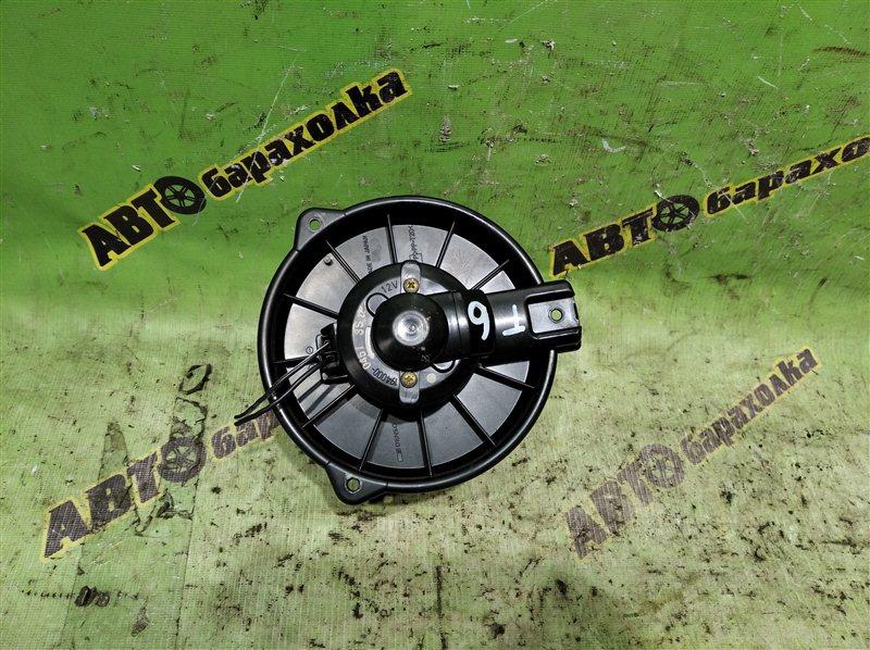 Мотор печки Toyota Corolla Spacio AE111 4A-FE 1996