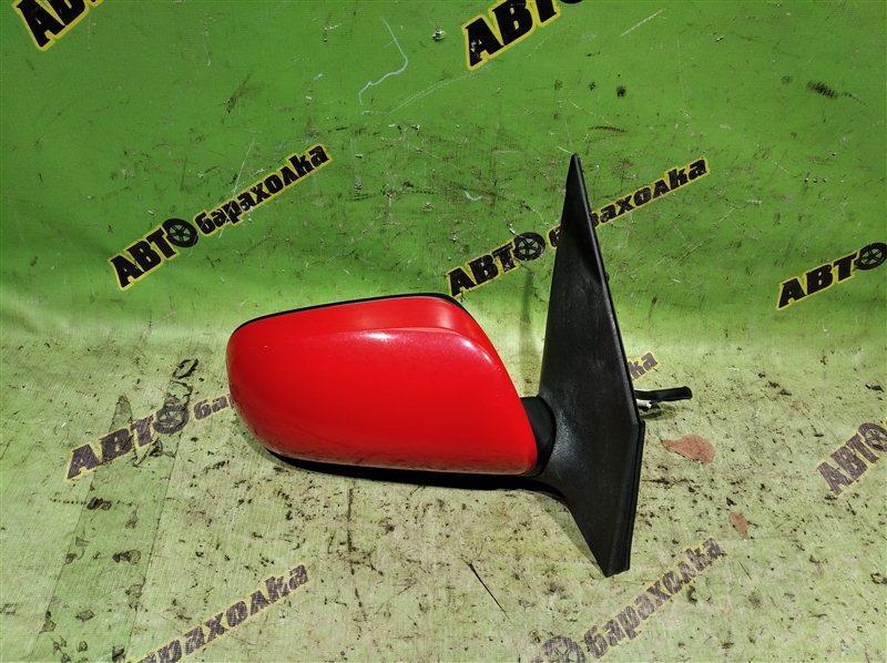 Зеркало Toyota Passo KGC10 1KR-FE 2006 переднее правое