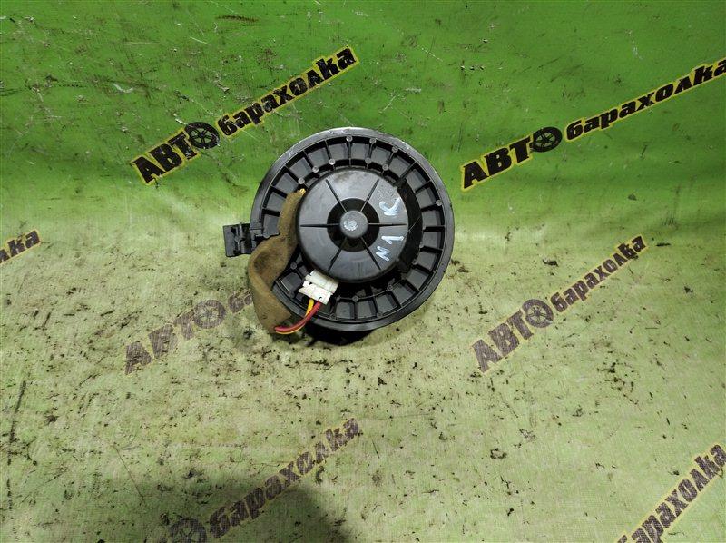 Мотор печки Nissan Tiida C11 HR15 2009