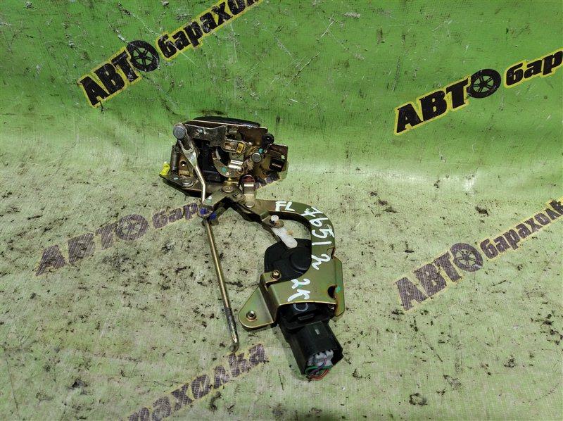 Замок двери Chevrolet Cruze HR52S M13A 2004 передний левый