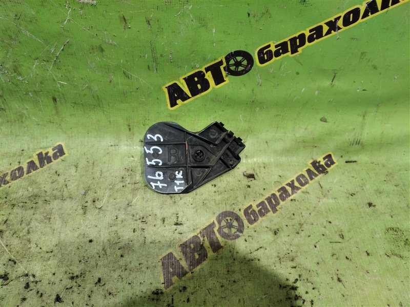 Крепление бампера Toyota Ist NCP65 1NZ-FE 2004 заднее правое
