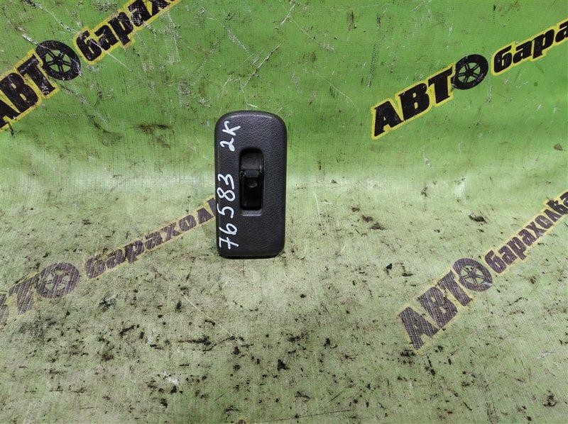Кнопка стеклоподъемника Mazda Bongo Friendee SG5W J5 1997 передняя левая