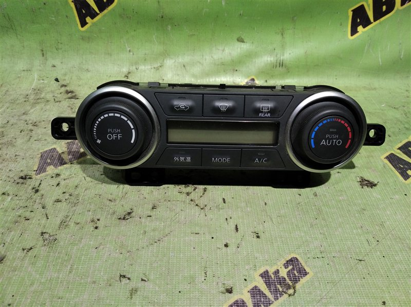 Климат-контроль Nissan Tiida C11 HR15 2009