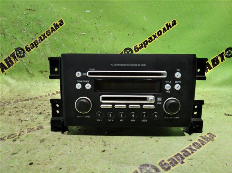 Магнитофон Suzuki Escudo TD54W J20A 2006