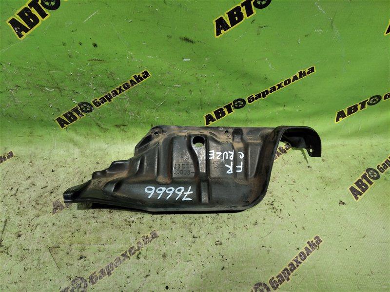 Защита двигателя Chevrolet Cruze HR52S M13A 2004 передняя правая