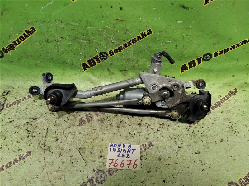 Механизм дворников Honda Insight ZE2 LDA 2009