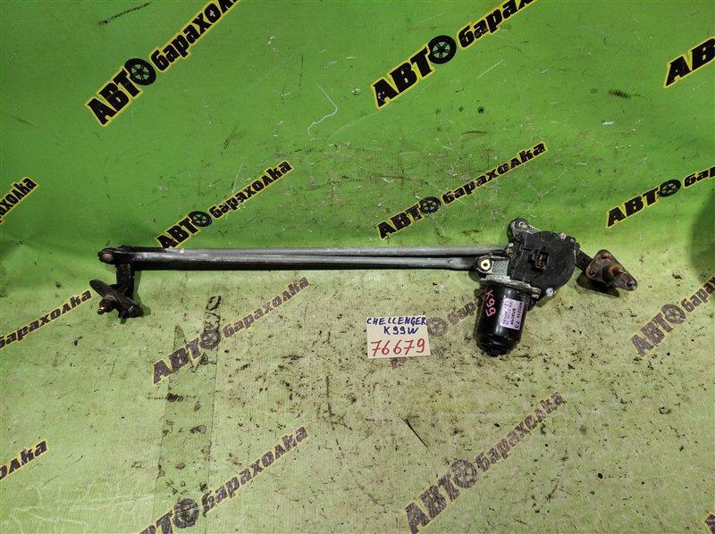 Механизм дворников Mitsubishi Challenger K99 6G74 1998