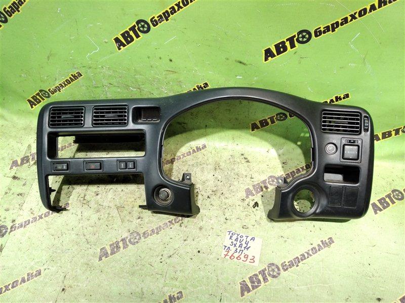 Консоль спидометра Toyota Rav4 SXA11 3S-FE 1995