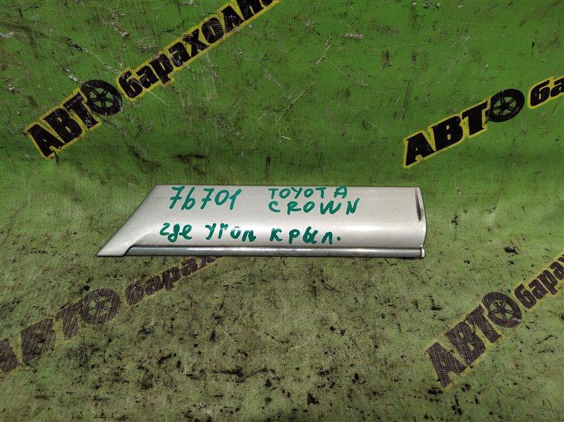 Молдинг на дверь Toyota Crown GS151 1G-FE (BEAMS) 1999 передний правый