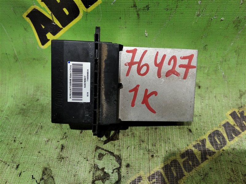 Реостат Nissan Tiida C11 HR15 2009