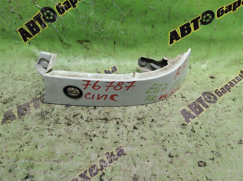 Планка под стоп Honda Civic Ferio EG7 D13B 1992 задняя правая