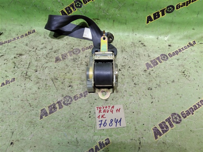 Ремень безопасности Toyota Rav4 SXA11 3S-FE 1995 передний правый