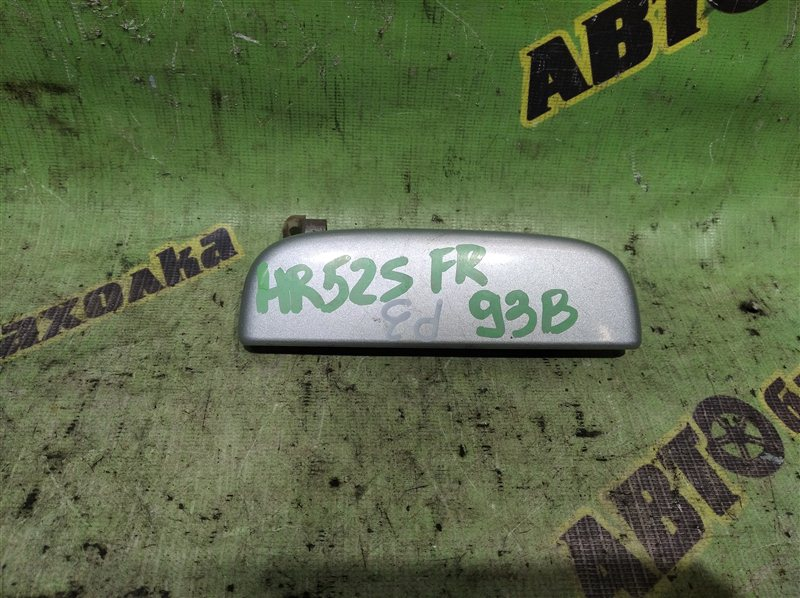 Ручка двери внешняя Chevrolet Cruze HR52S M13A 2004 передняя правая