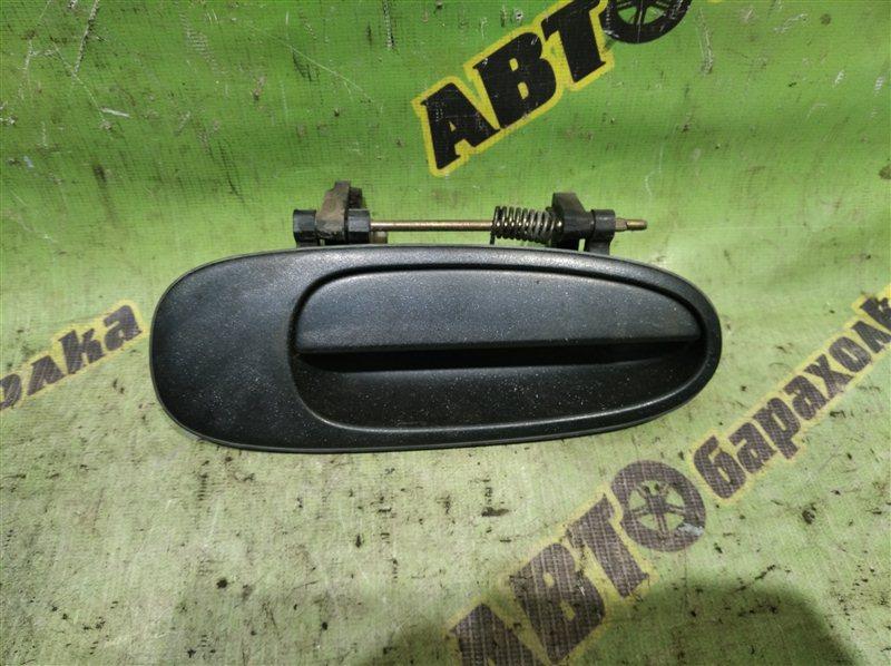 Ручка двери внешняя Toyota Rav4 SXA11 3S-FE 1995 задняя правая