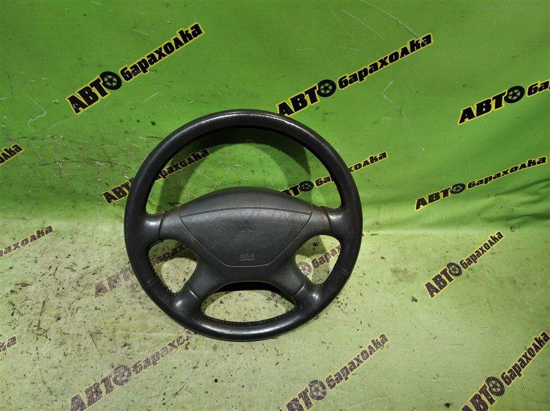 Руль с airbag Mitsubishi Challenger K99 6G74 1998