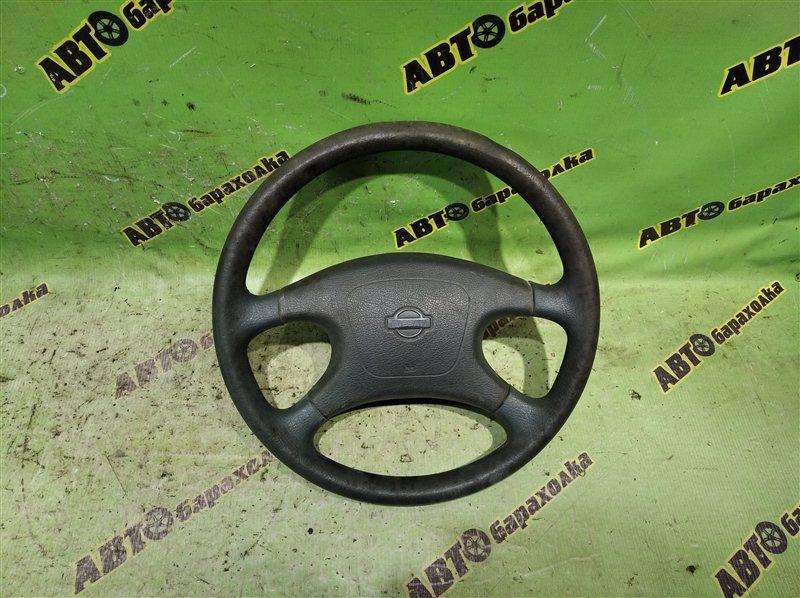 Руль с airbag Nissan Cedric QJY31 NA20(P) 2010