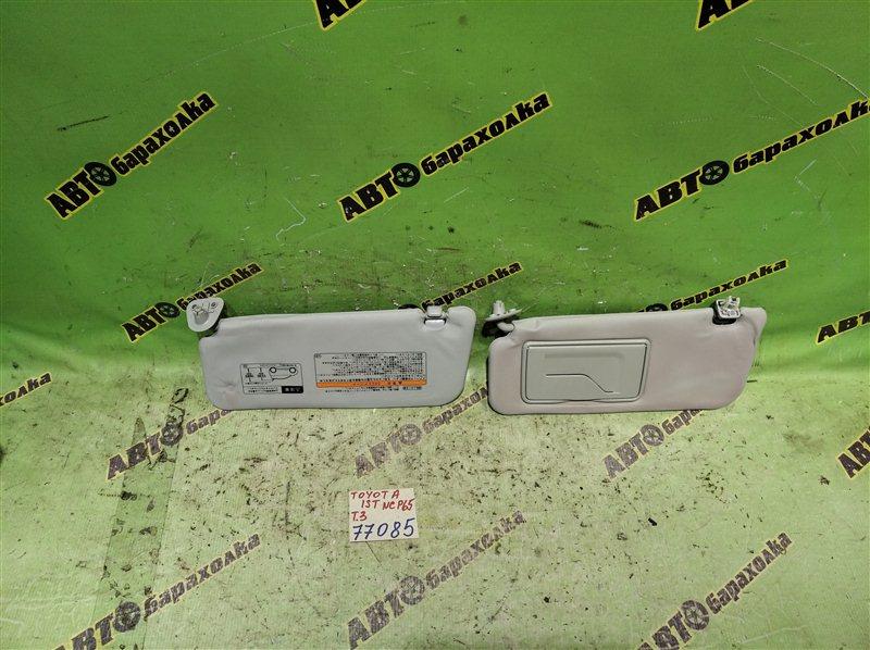 Козырек солнцезащитный Toyota Ist NCP65 1NZ-FE 2004