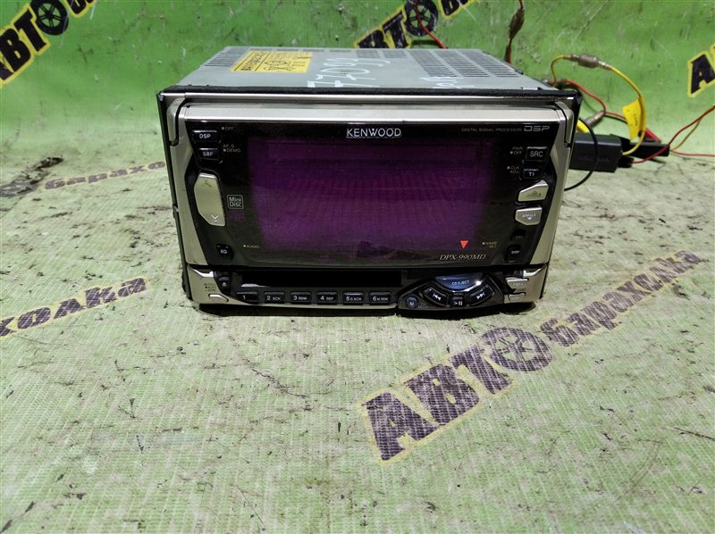 Магнитофон Mitsubishi Challenger K99 6G74 1998