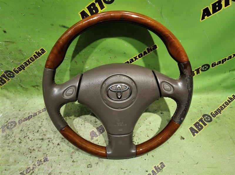 Руль с airbag Toyota Aristo JZS160 2JZ-GE 2003
